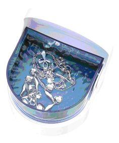 Вибрационный очиститель для ювелирных изделий и бижутерии