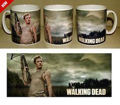 Daryl Dixon Coffee Mug, my zombie apocalypse dream partner