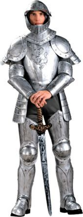 Adult Knight in Shining Armor Costume - Party City