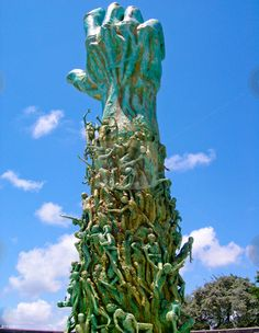 Holocaust Memorial ~ Miami Beach