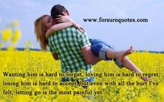 Inspiring love quotes is the most painful yet