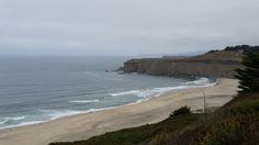 Pacific Coast in Northern California