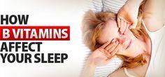How B Vitamins Affect Your Sleep. Do B Vitamins Help Insomnia or Make it Worse? - ProgressiveHealth.com