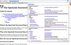 OpenLink Structured Data Sniffer Homepage that includes RDFa and Turtle based Linked Data using terms from Schema.org. #SchemaOrg #SemanticWeb #RDF #RDFa #Turtle #LinkedData #OpenData #OSDS #BrowserExtension #Browser #ChromeExtension #OperaExtension #Opera #WebBrowser
