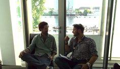 """VLOG: Max Herre im Interview mit MC Winkel – """"Auf den Dächern""""-Festival von tape.tv"""