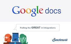 Benchmark Email Google Docs Integration: Organize & Engage - http://www.benchmarkemail.com/blogs/detail/benchmark-email-google-docs-integration-organize-engage?utm_source=rss&utm_medium=Friendly Connect&utm_campaign=RSS @benchmarkemail
