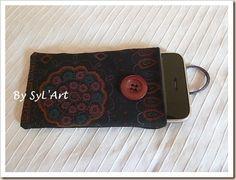 """pochette """"orient"""" By SyL'Art"""