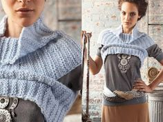 SOLO INSPIRACIÓN!!!!  Samurai Knitter: Vogue Knitting, Holiday 2010