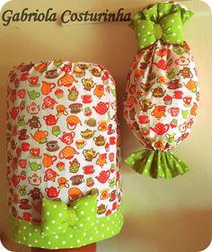 ♥♥ série cozinha Feliz ♥♥   Flickr – Compartilhamento de fotos! Craft Stick Crafts, Tea Towels, Fabric Crafts, Diy Home Decor, Sewing Projects, Quilting, Dish Towels, Craft Ideas, Diy And Crafts