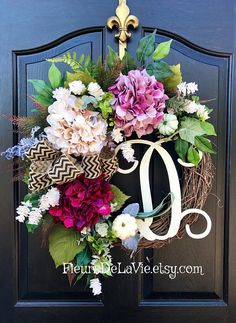 NEW Fall Wreaths for Front Door Farm House Wreaths Burlap