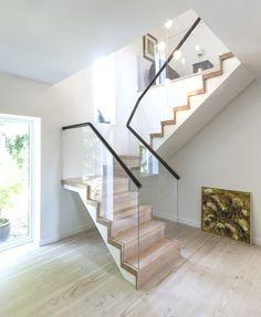 Treppenhaus gestalten – Ein Interieur Element und viele Möglichkeiten... - http://freshideen.com/wohnideen/treppenhaus-gestalten.html