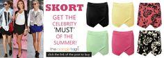 Is time to show your legs  BUY HERE:  plain skort: http://r.ebay.com/JBOSsE print skort: http://r.ebay.com/h63djp  #skirt #skort #short #shorts #summer #outfit #spring #celebrity #sexy #must #fashion #dress
