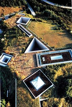 Tadao Ando naoshima Benesse house