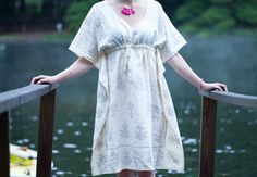 Caftan workshop from Liesl Gibson via www.creativebug.com