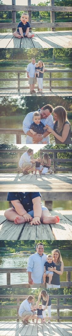 Lakeside 1-Year-Old Session - St. Louis Family Photographer — Charis Rowland Photography