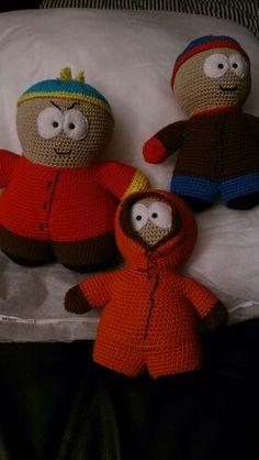Crochet southpark
