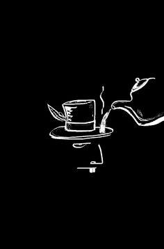 безумное чаепитие.шляпник