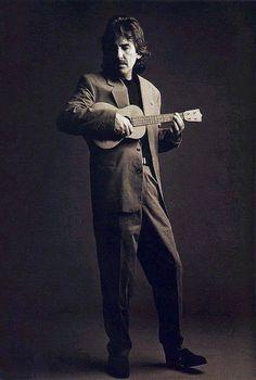 George Harrison LOVED the ukulele