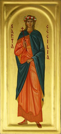 St. Cecilia - November 22
