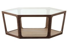 3 ft. $608 more affordable option Vienna Coffee Table