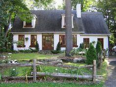 Preciosa casa en Lorraine, un encantador pueblo cerca de #Montreal, #Canada. ¡Naturaleza en estado puro! #intercambiocasa