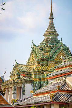 Wat Pho - Bangkok http://www.classified-thailand.com/