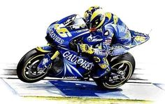 Valentino Rossi- the man!