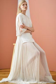 J. Mendel Resort 2019 New York Collection - Vogue