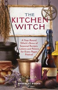 You don't need to be Wiccan to enjoy this friendly book of home cooking and natural remedies. To the kitchen witch, every recipe is like a little spell bringing the opportunity to create love and positive energy in the home and for loved ones. This year-round guide to seasonal recipes and rituals for all the pagan festivals, will be invaluable to Wiccans wishing to celebrate the good things that are given to us by the land. Wicca is a peaceful, balanced and harmonious way of life.The word...