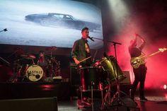 """British indie-rock band Bastille premiered a new song """"Good Grief"""" on Annie Mac's BBC Radio 1."""