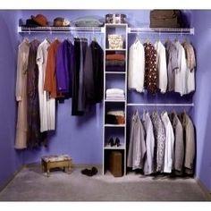 How to Maximize Closet Space   eHow.com