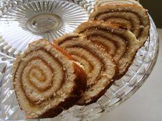 Glutenfria godsaker: Glutenfri rulltårta med äppelmos