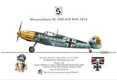 Bf-109 E4