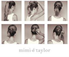Des coiffures pour ESSAYER de ressembler à Brigitte Bardot #trèsDIY - TPL