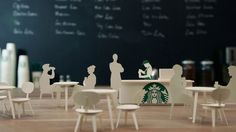 Starbucks Coffee Perfection by Rogier Wieland. For Starbucks we made this video telling the reversed story from coffee bean to coffee cup.