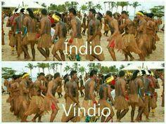índio e víndio