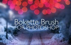 40 Free Beautiful Photoshop Bokeh Brushes | Free and Useful Online Resources for Designers and Developers