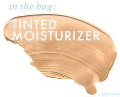 the best tinted moisturizers // perfect for throwing in your summer beach bag for an on-the-go glow! #makeup