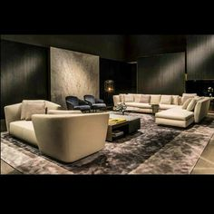 Artfully balanced between contemporary design and modern classicism, distinguished by restrained, tasteful elegance while introducing elements of suprise and offering new design perspective. @minotti_spa #Minotti2015