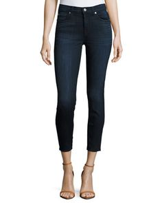 Cropped+Skinny+Jeans,+Dark+Aurora+Skies+by+7+For+All+Mankind+at+Neiman+Marcus+Last+Call.