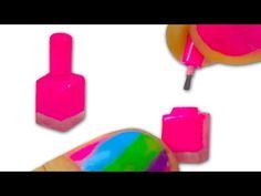 Nail DIY ...☺ - YouTube