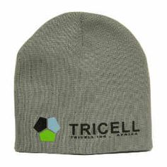 From the all new Resident Evil 5 video game NECA presents a Tricell logo beanie.