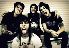 Pierce The Veil band-s