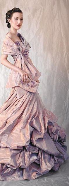 {Blushing Gown}