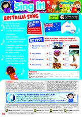 A song about Australian culture. How much do you know about this country? Australia Day, Teacher Resources, Social Studies, Magazines, Singing, Bedrooms, Study, The Unit, Studio