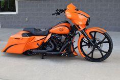 Harley Davidson Motorcycle #harleydavidsonbagger