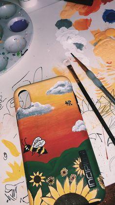 Tyler the Creator Case Painting - Leinwand-Malerei - Art Sketches Tyler The Creator, Kunst Inspo, Art Inspo, Diy Painting, Painting & Drawing, Pinturas Disney, Cute Paintings, Mini Canvas Art, Aesthetic Painting