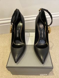 tom ford womens shoes · $500.00 Loafer Shoes, Loafers, Tom Ford Shoes, Brown Brogues, Shoe Deals, Character Shoes, Grid, Toms, Dance Shoes