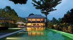 Como Shambhala in Ubud, Bali - wish list