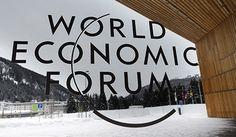 Em Davos estão mesmo preocupados com a vida extraterrestre
